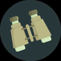 Binoculors icon