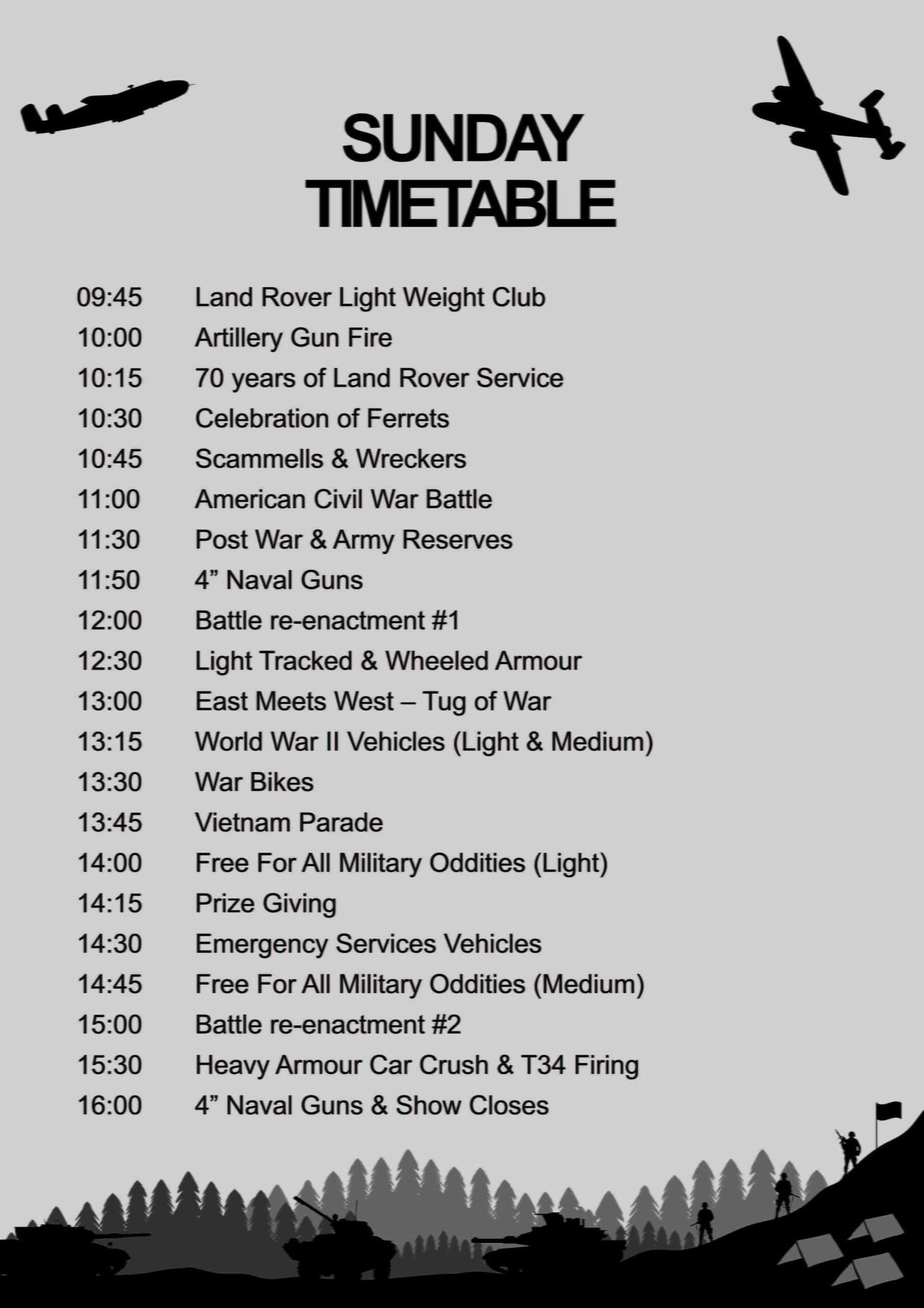 CMS-timetable-Sunday MASTER